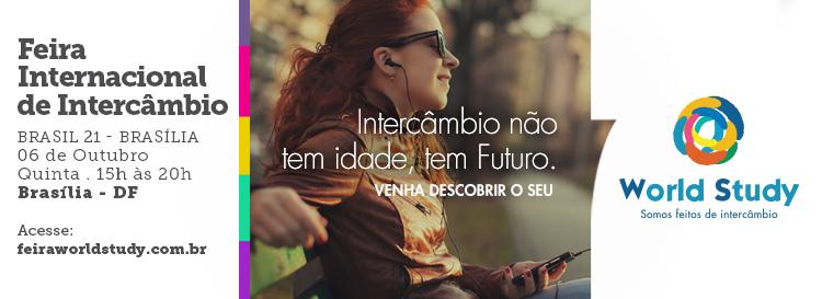 Feira - Intercâmbio - Brasilia