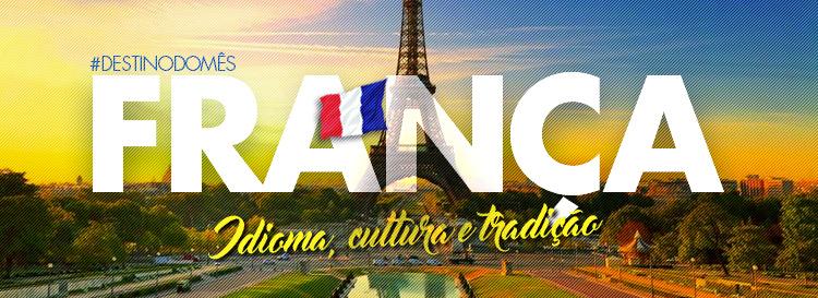França - Destino do mês - Setembro