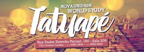 Nova World Study em Tatuapé - SP