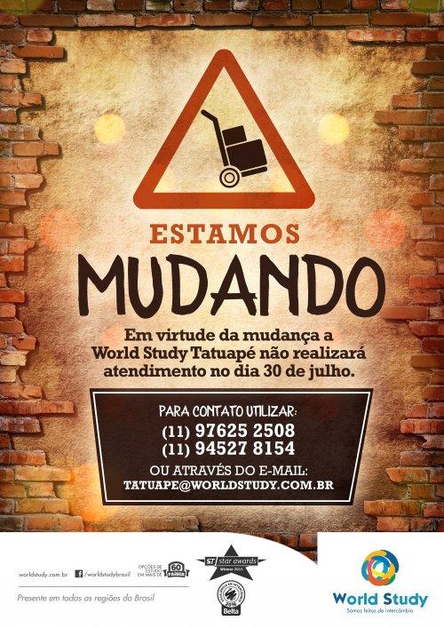 World Study Tatuapé em novo endereço