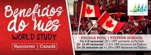 I love Canadá!